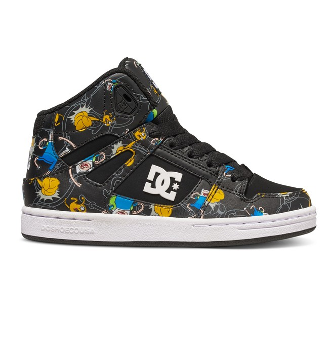 0 Rebound X At B - Zapatillas de bota alta  ADBS100190 DC Shoes