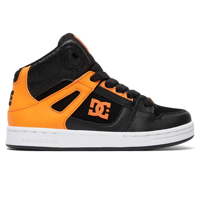 0 Rebound SE - Chaussures montantes Orange ADBS100204 DC Shoes