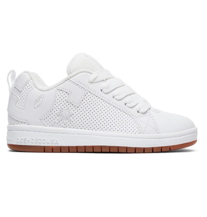 0 Court Graffik  - Schuhe Weiss ADBS100207 DC Shoes
