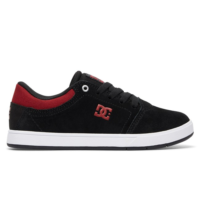 0 Crisis - Shoes Black ADBS100209 DC Shoes