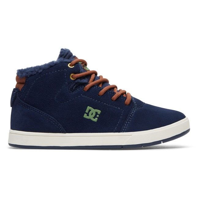 0 Crisis High WNT - High-Top Shoes Blue ADBS100215 DC Shoes