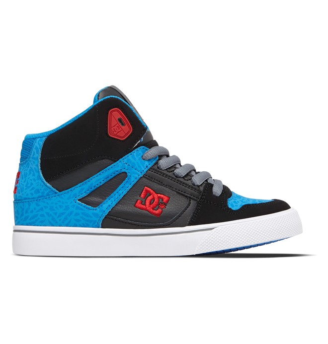0 Spartan High Se  ADBS300029 DC Shoes