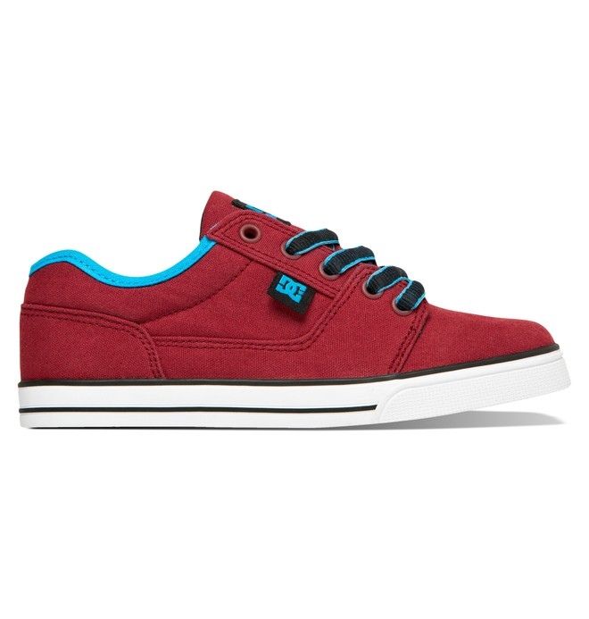0 Boy's Tonik TX Shoes Red ADBS300034 DC Shoes