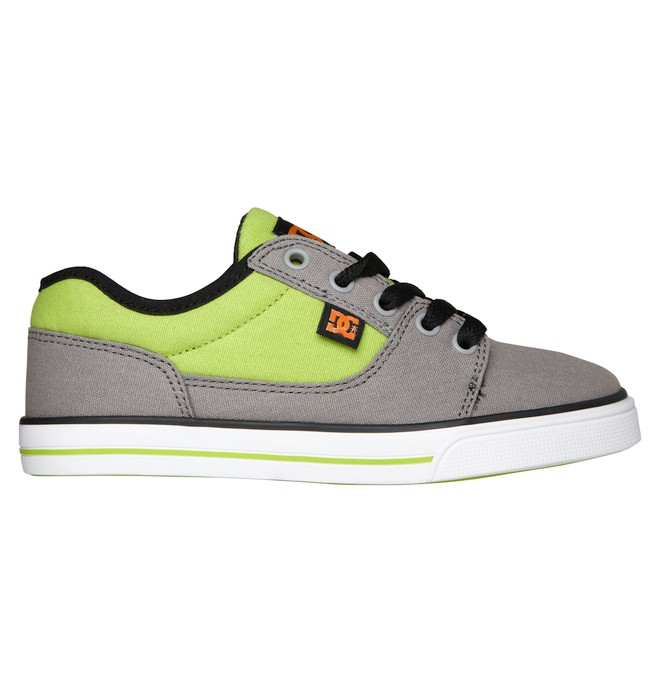 0 Tonik TX Shoes Grey ADBS300035 DC Shoes