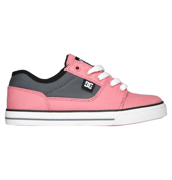 0 Boy's 8-16 Tonik TX Shoes Pink ADBS300035 DC Shoes