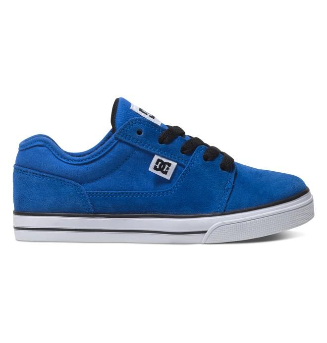 0 Tonik - Low Shoes Blue ADBS300036 DC Shoes