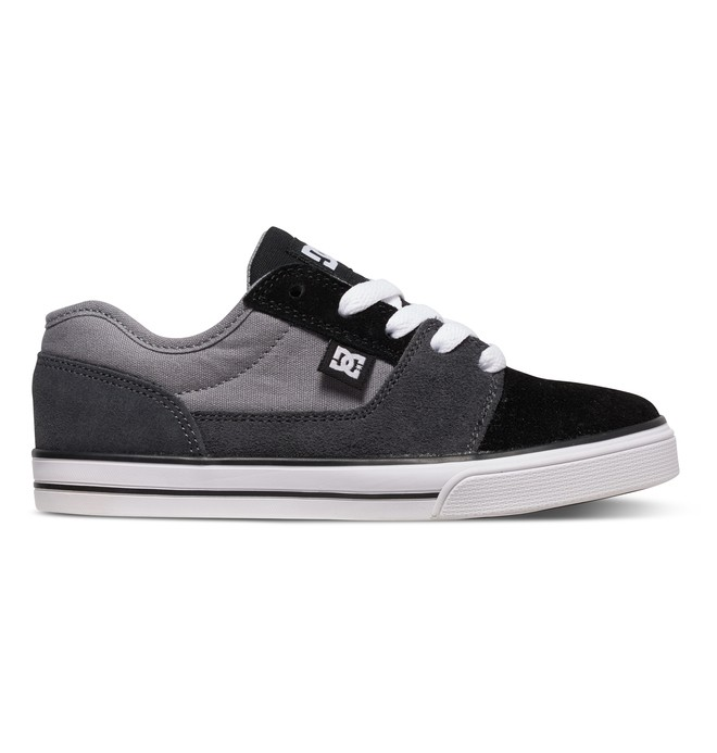 0 Boy's 8-16 Tonik Shoes Grey ADBS300037 DC Shoes