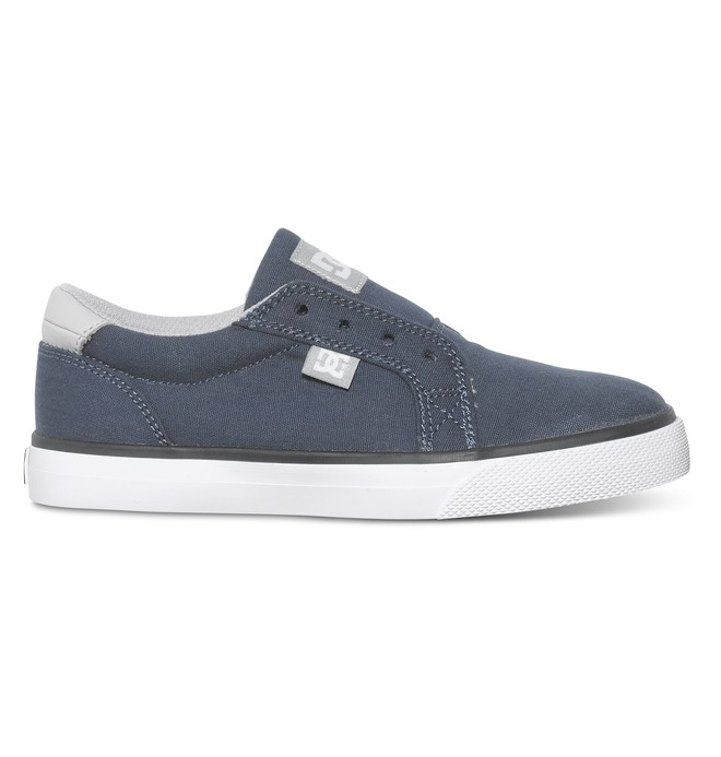 0 Boy's 8-16 Council Slip TX Slip-On Shoes  ADBS300057 DC Shoes