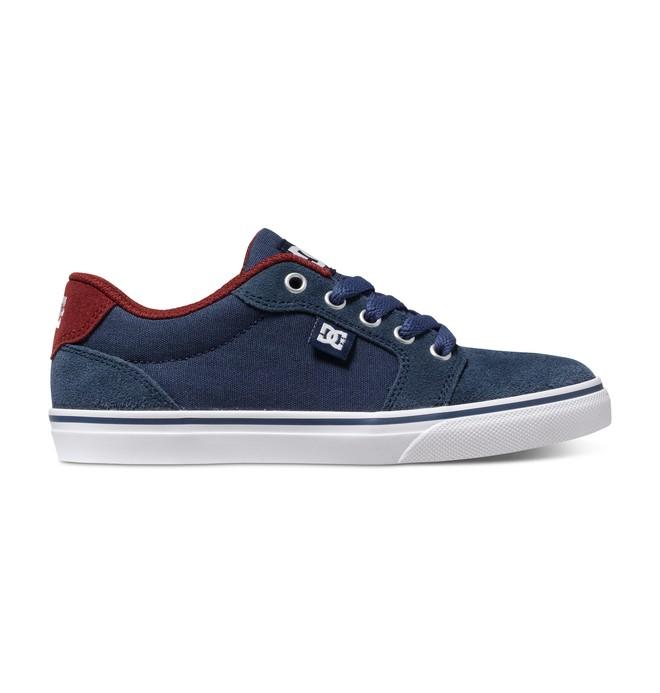 0 Boy's 4-7 Anvil Shoes  ADBS300062 DC Shoes
