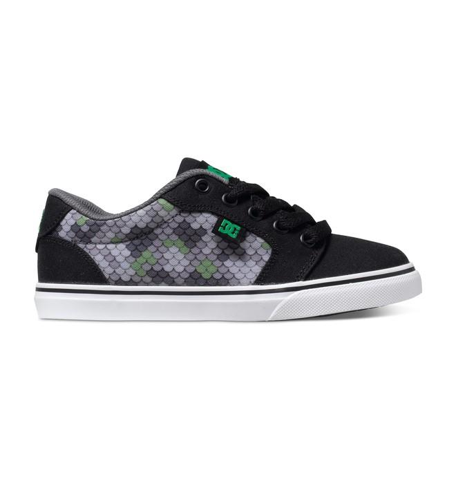 0 Boy's 4-7 Anvil TX SE Shoes  ADBS300064 DC Shoes