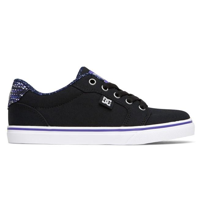 0 Boy's 8-16 Anvil TX SE Shoes  ADBS300065 DC Shoes