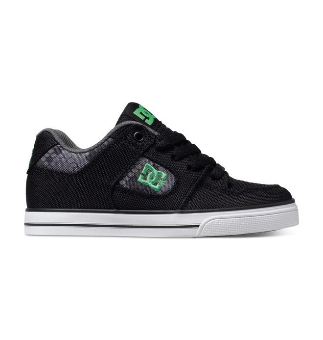 0 Boy's 4-7 Pure TX SE Shoes  ADBS300069 DC Shoes