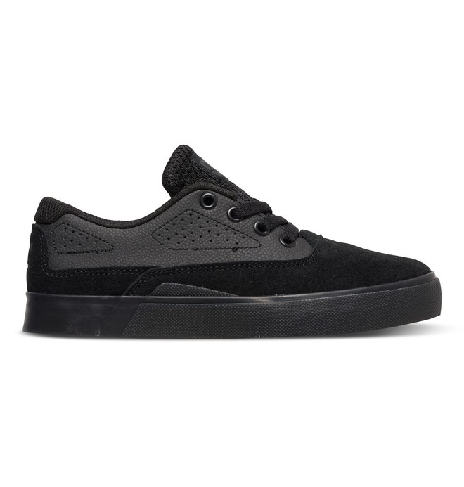 0 Sultan - Low-Top Shoes for Boys Black ADBS300076 DC Shoes