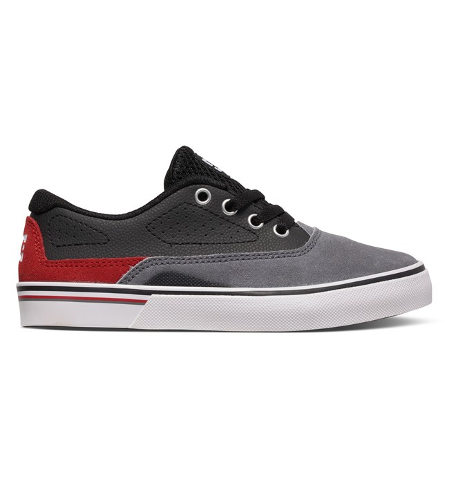 0 Sultan - Zapatillas de corte bajo Gris ADBS300076 DC Shoes