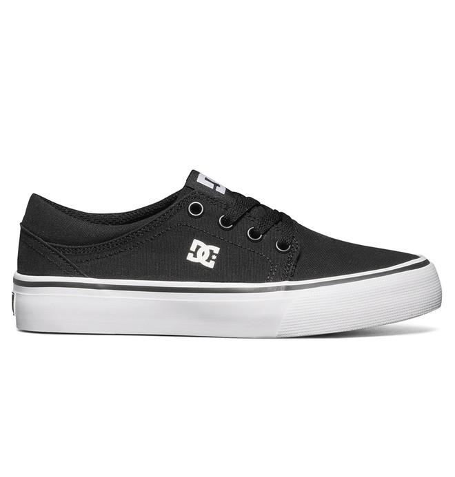 0 Boy's Trase TX Shoes Black ADBS300083 DC Shoes