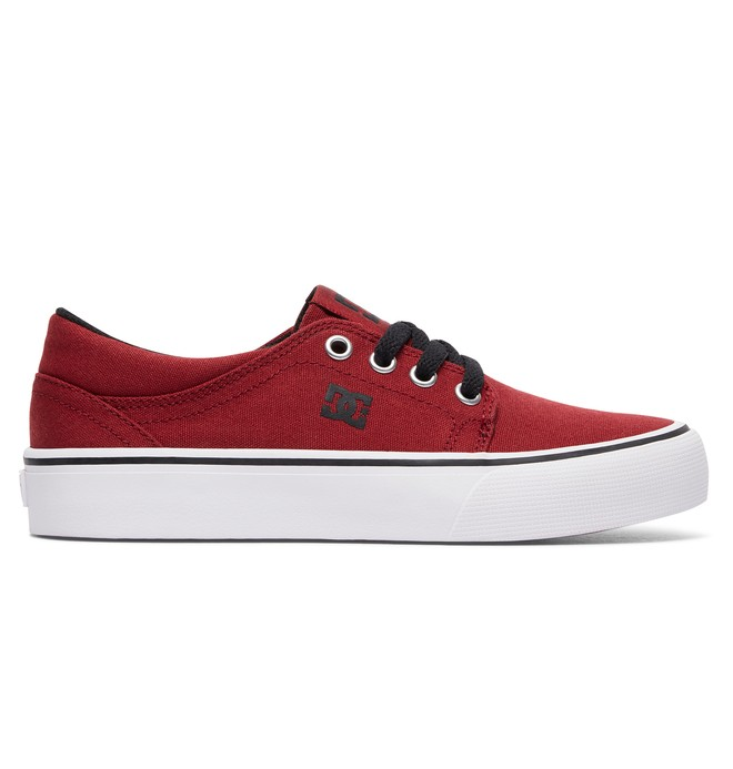 0 Trase TX - Baskets Rouge ADBS300083 DC Shoes