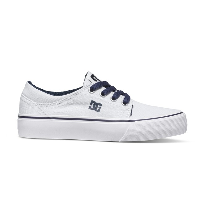0 Trase TX - Zapatillas de corte bajo Blanco ADBS300083 DC Shoes