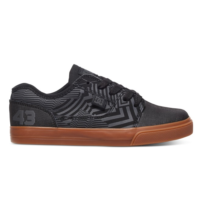0 Tonik KB - Shoes Black ADBS300095 DC Shoes