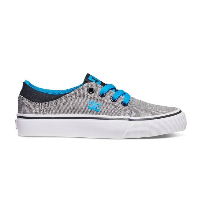 0 Trase TX SE - Zapatillas de corte bajo Gris ADBS300103 DC Shoes