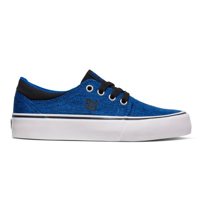 0 Trase TX SE - Zapatillas de corte bajo Azul ADBS300103 DC Shoes
