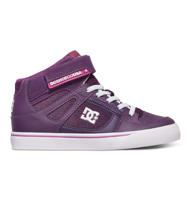 0 Spartan EV - High-Top Shoes Purple ADBS300110 DC Shoes