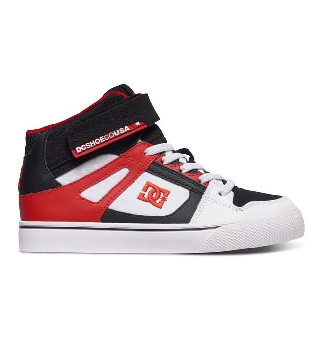 0 Spartan EV - High-Top Shoes White ADBS300110 DC Shoes
