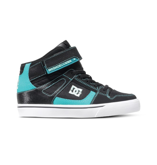 0 Kid's 8-16 Spartan EV High-Top Shoes  ADBS300111 DC Shoes