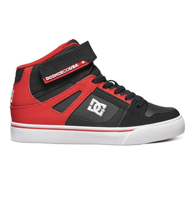 0 Spartan EV - High-Top Shoes Black ADBS300111 DC Shoes