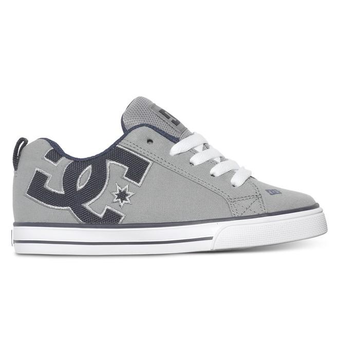 0 Boy's Court Graffik Vulc TX Low Top Shoes  ADBS300119 DC Shoes