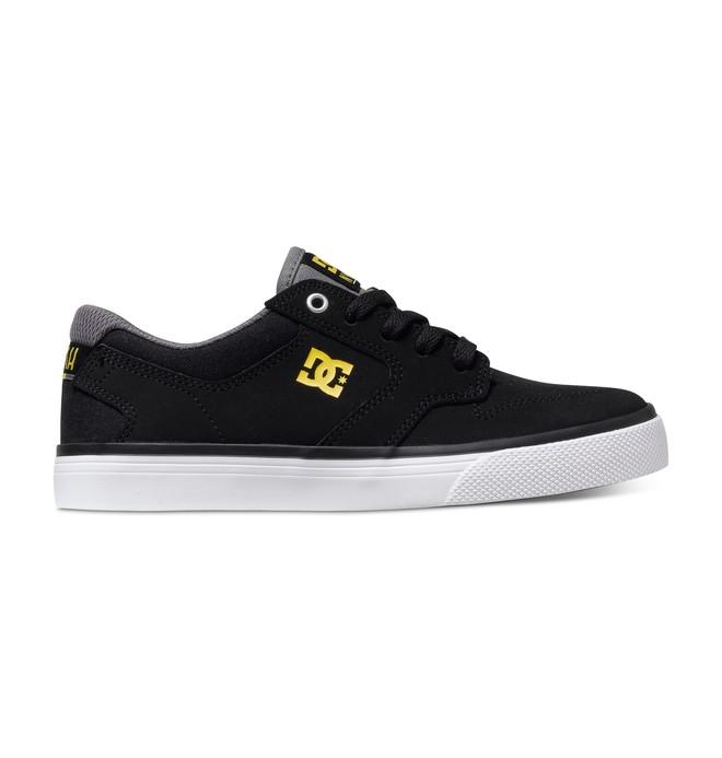 0 Boy's 8-16 Nyjah Vulc Nu Low-Top Shoes  ADBS300123 DC Shoes