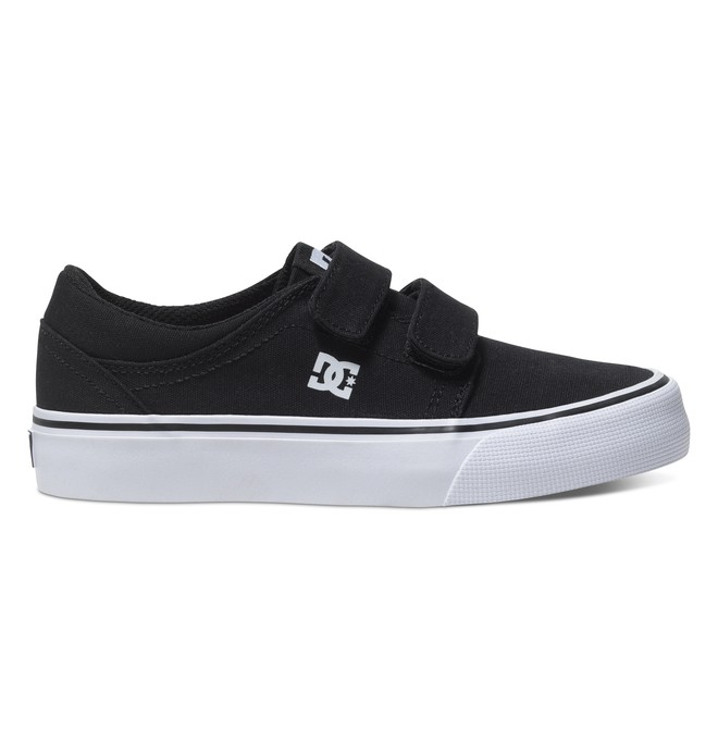0 Trase V - Low-Top Shoes Black ADBS300131 DC Shoes