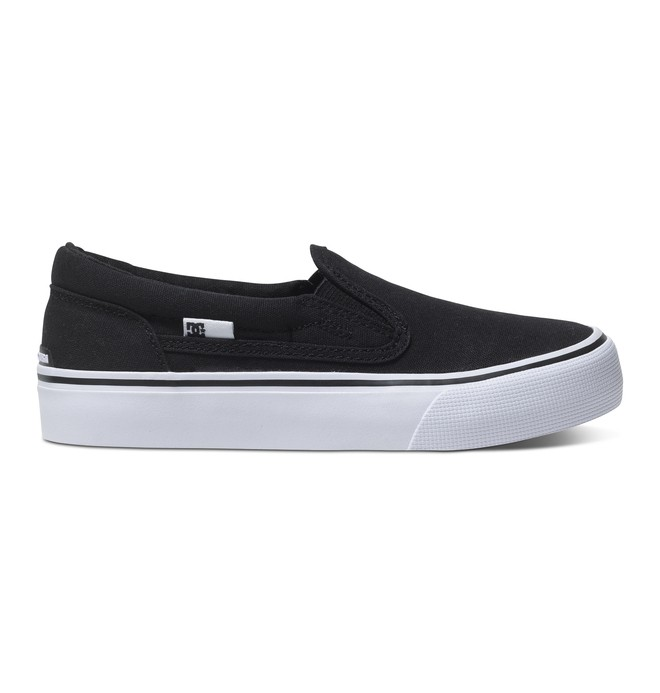 0 Trase SE - Slip-On Shoes Black ADBS300133 DC Shoes