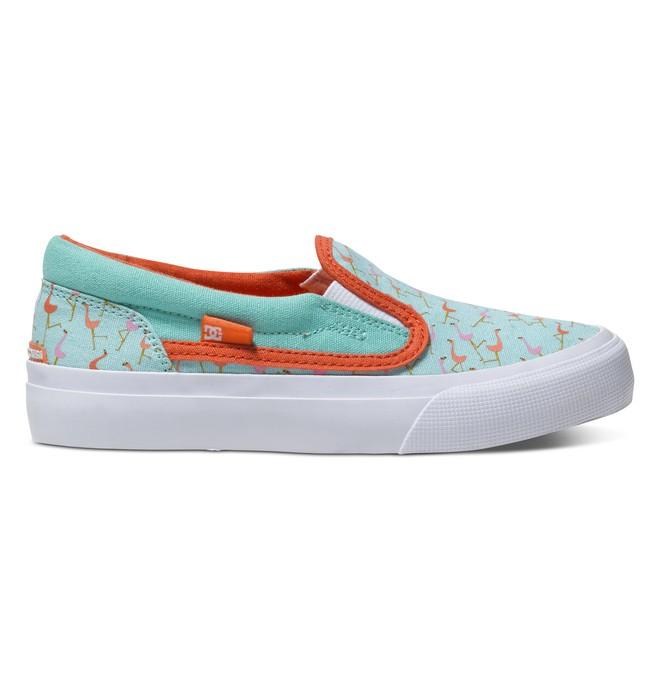 0 Trase SP - Zapatillas de corte bajo Azul ADBS300135 DC Shoes