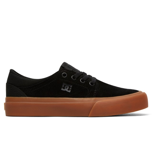 0 Kid's Trase Shoes Black ADBS300138 DC Shoes
