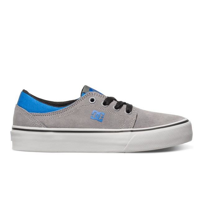 0 Trase - Low-Top Shoes Grey ADBS300138 DC Shoes