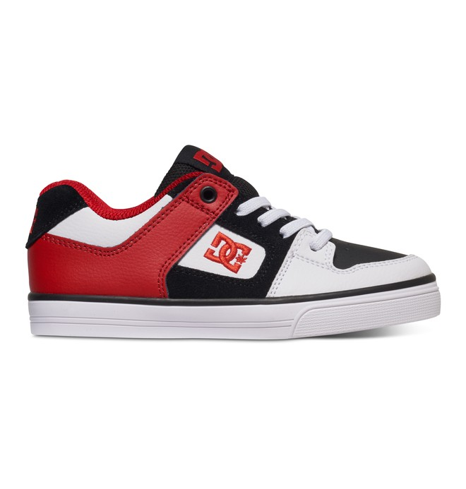0 Pure Elastic - Low-Top Shoes White ADBS300147 DC Shoes