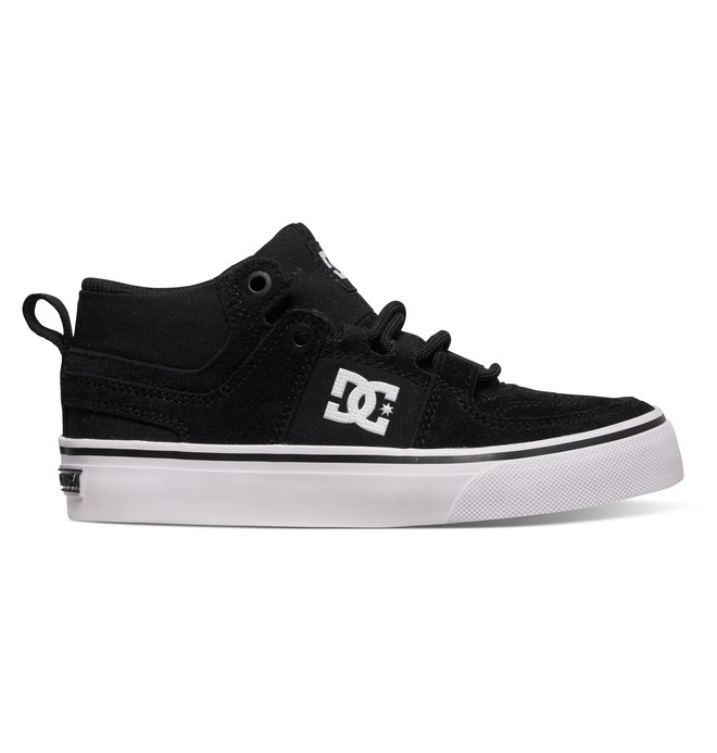 0 Lynx Vulc Mid - Mid-Top Shoes Black ADBS300173 DC Shoes