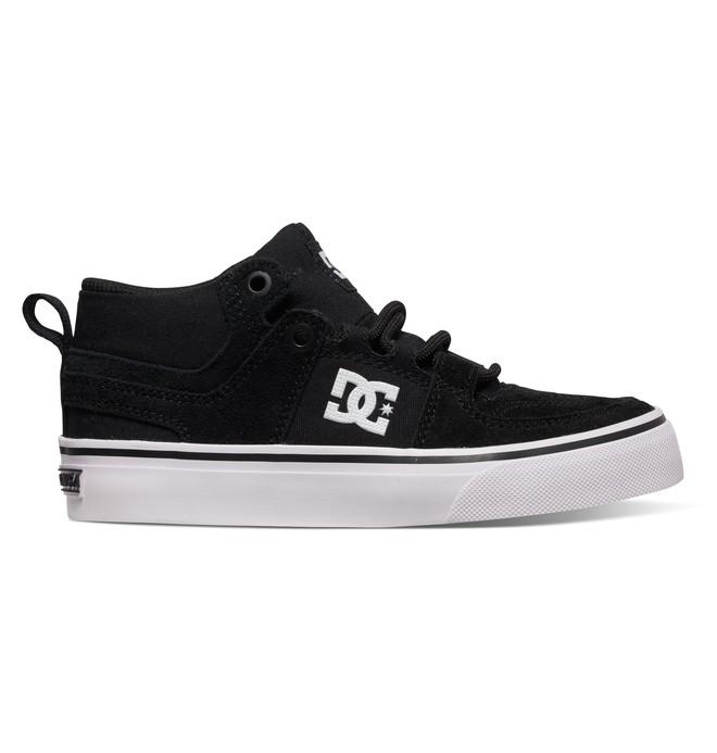0 Lynx Vulc Mid - Mid-Top Shoes Black ADBS300175 DC Shoes