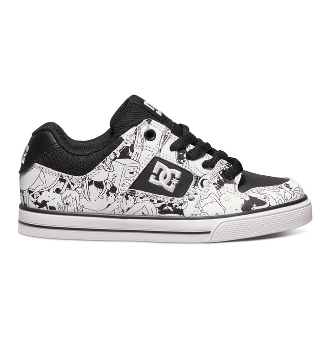 0 Pure B - Shoes Black ADBS300192 DC Shoes