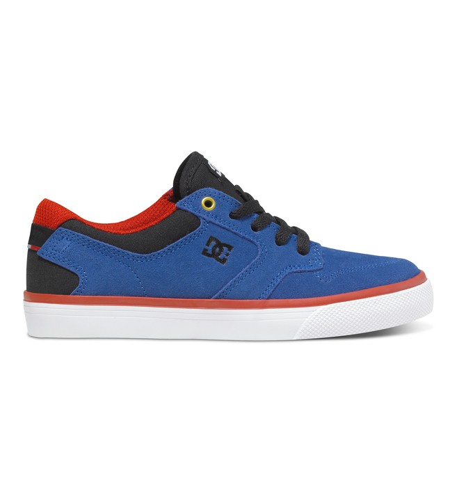 0 Argosy Vulc - Low-Top Shoes Blue ADBS300195 DC Shoes