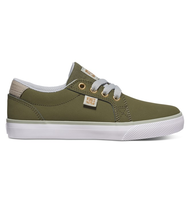 0 Council - Shoes Green ADBS300247 DC Shoes