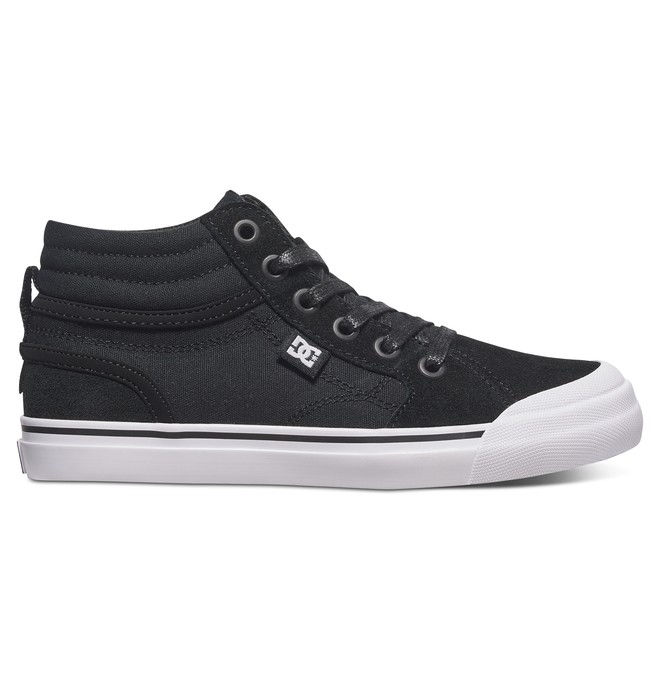 0 Evan Hi - High-Top Shoes Black ADBS300255 DC Shoes