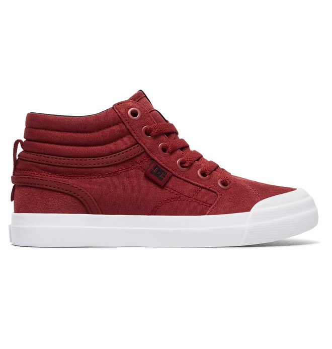 0 Evan Hi - High-Top Shoes Red ADBS300255 DC Shoes