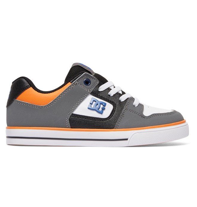 0 Pure Elastic - Slip-On Shoes Gray ADBS300256 DC Shoes