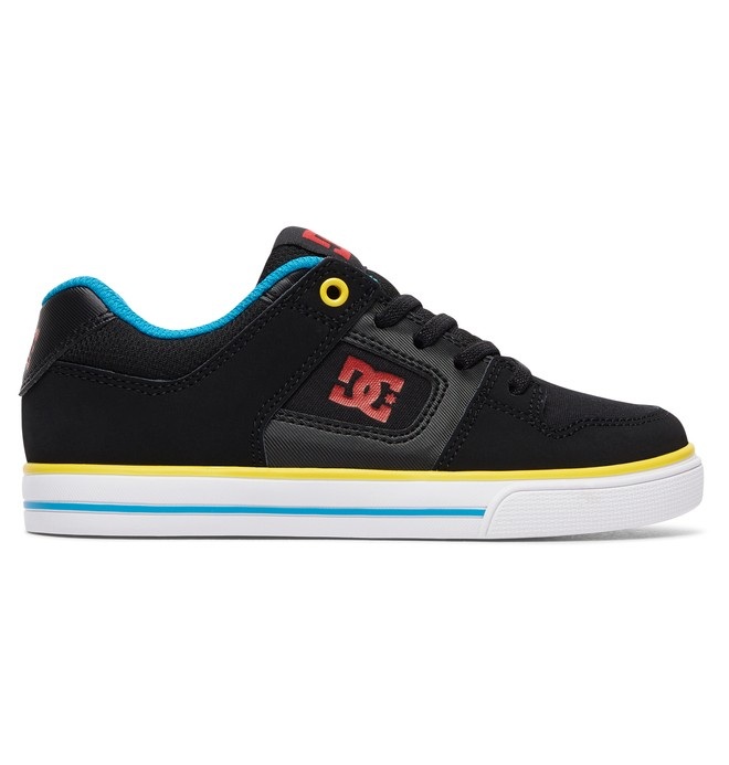 0 Pure Elastic - Slip-On Shoes Black ADBS300256 DC Shoes