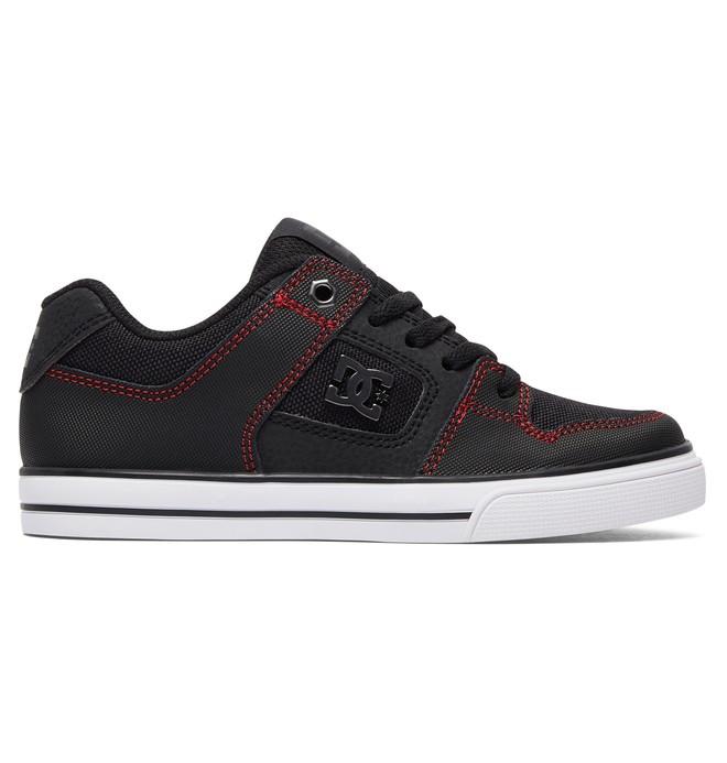 0 Pure SE - Chaussures Noir ADBS300258 DC Shoes