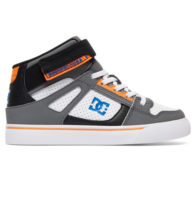 0 Pure High EV - High-Top Shoes Grey ADBS300260 DC Shoes