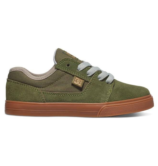 0 Tonik - Baskets Vert ADBS300262 DC Shoes