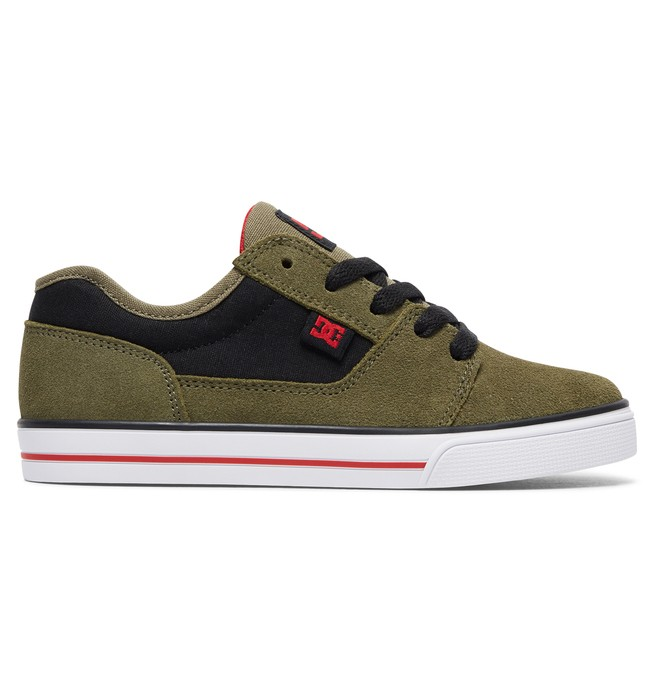 0 Tonik - Shoes Green ADBS300262 DC Shoes