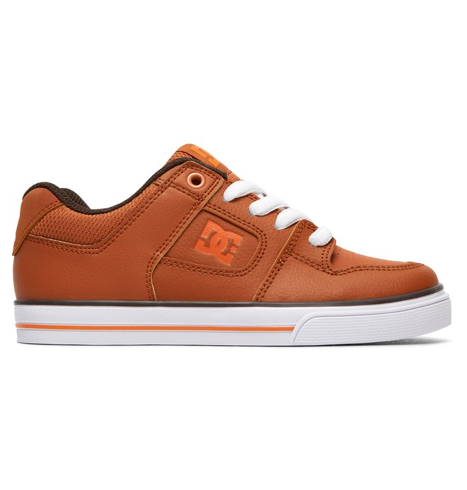 0 Pure - Shoes Brown ADBS300267 DC Shoes